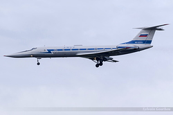 Tupolev Tu-134UBL Russian Air Force RF-93936