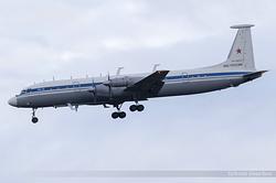 Ilyushin IL-22M Bizon Russian Air Force RF-95678