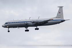 Ilyushin IL-22M Bizon Russian Air Force RF-95680