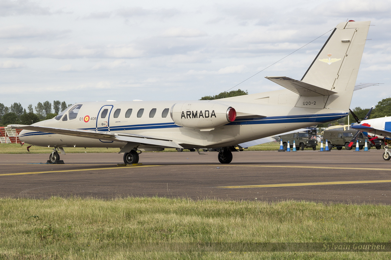 Cessna 550 Citation II Spanish Navy U20-1 / 01-406