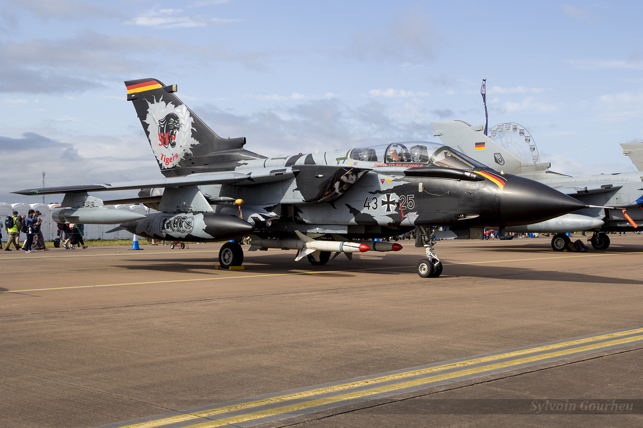 Panavia Tornado IDS German Air Force 43+25