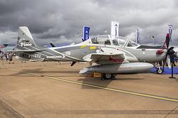 Embraer EMB-314 Super Tucano PT-ZTU