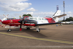 Reims-Cessna F406 Caravan II HM Coastguard Rescue G-TURF