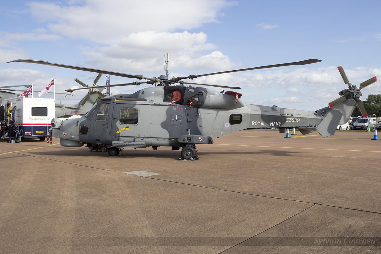 Agusta Westland AW-159 Wildcat HMA2 Royal Navy ZZ529
