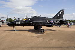 British Aerospace Hawk T1A Royal Navy XX256