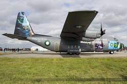 Lockheed C-130B Hercules Pakistan Air Force 3766
