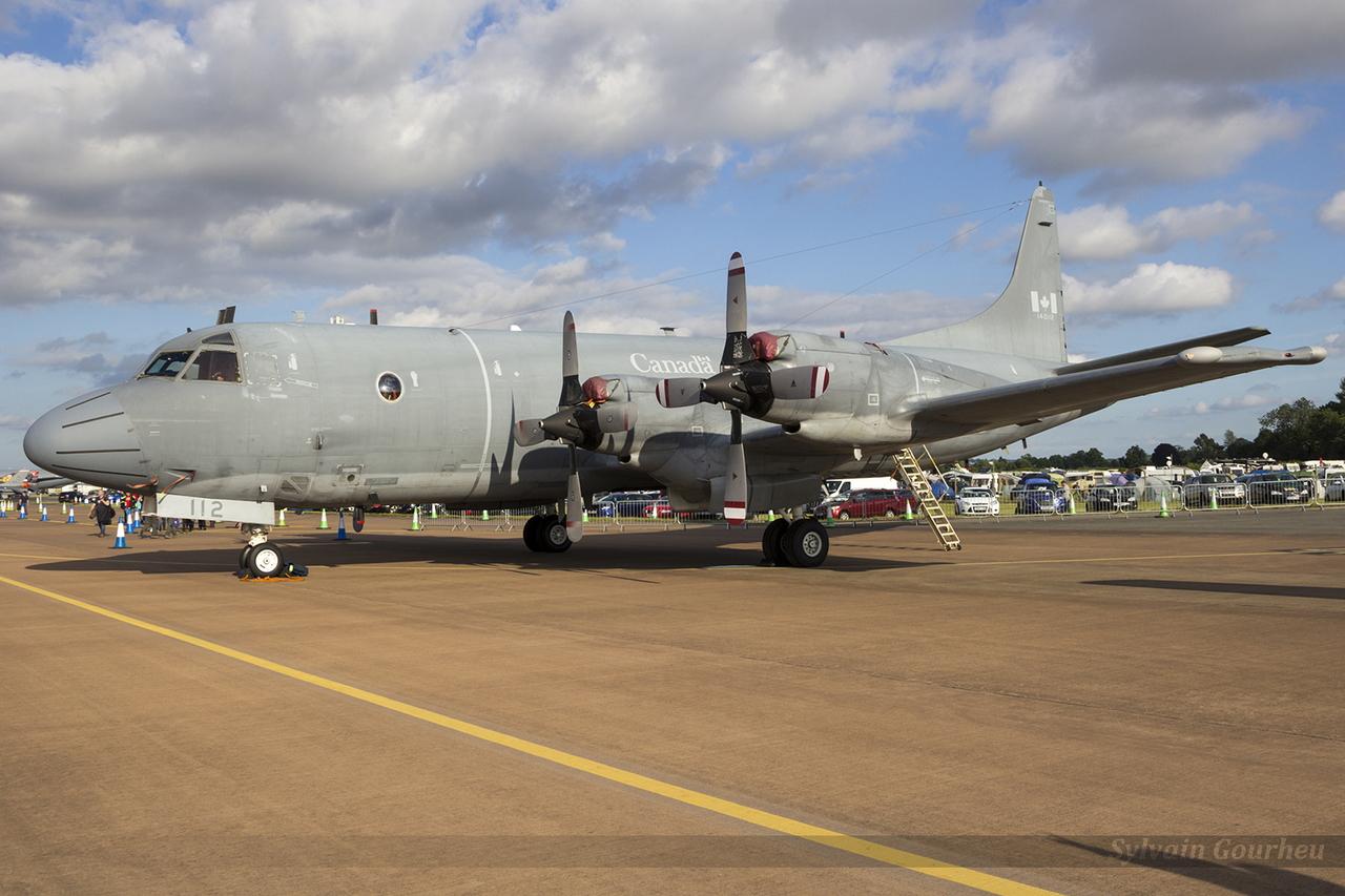 Lockheed CP-140 Aurora Royal Canadian Air Force 140112
