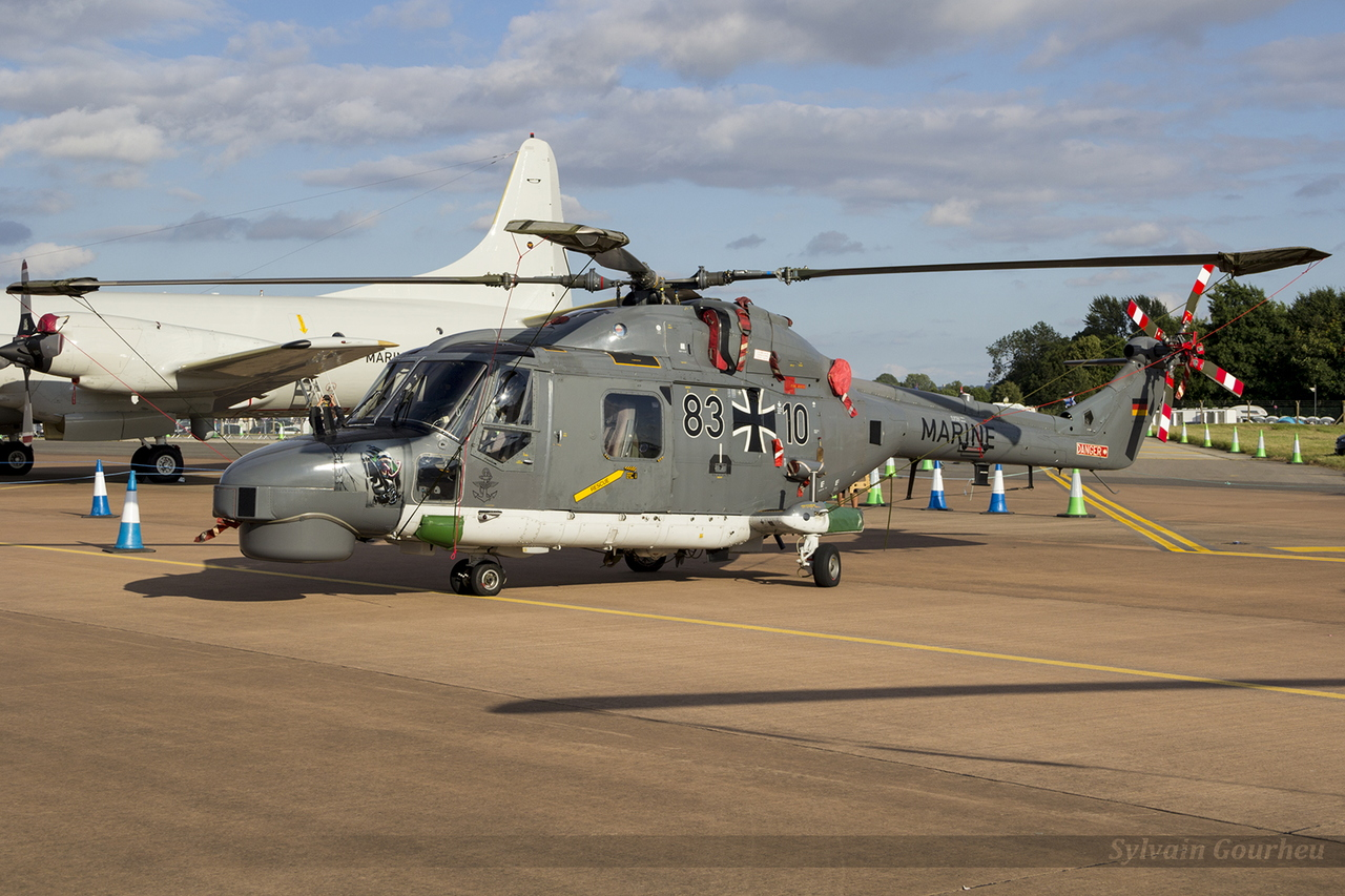 Westland Super Lynx Mk88A German Navy 83+10