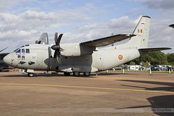 Alenia C-27J Spartan Romanian Air Force 2706