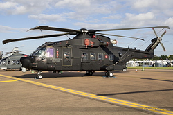 Agusta Westland HH-101A Merlin Italian Air Force MM81865 / 15-02