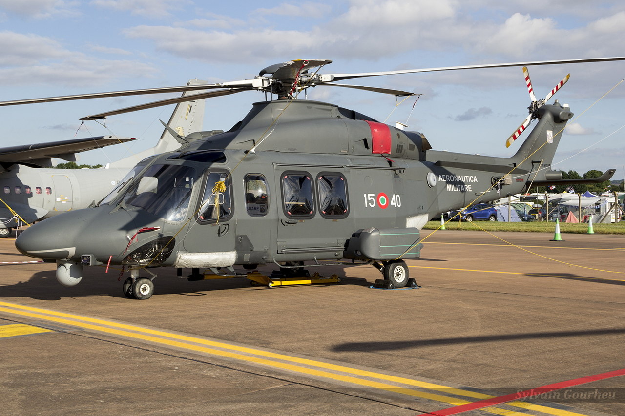 Agusta Westland HH-139A Italian Air Force MM81796 / 15-40
