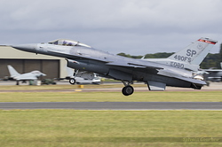 General Dynamics F-16CJ Fighting Falcon United States Air Force 96-0080 / SP