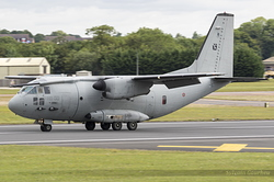 Alenia C-27J Spartan Italian Air Force CSX62219 / RS-50