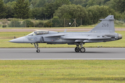 Saab JAS-39C Gripen Swedish Air Force 39268