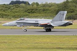 McDonnell Douglas F-18C Hornet Finnish Air Force HN-406