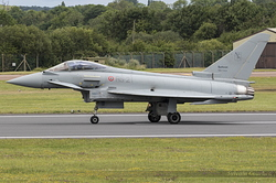 Eurofighter EF-2000 Typhoon Italian Air Force MM7343 / RS-21