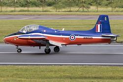 Hunting Jet Provest T5B G-BWGF