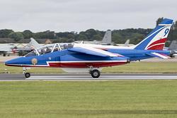 Dassault Alpha Jet E Armée de l'Air 87 / F-TELC / 9