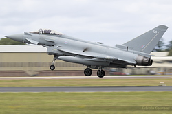 Eurofighter EF-2000 Typhoon FGR4 Royal Air Force ZK425