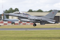 General Dynamics F-16BM Fighting Falcon Royal Danish Air Force 6G-13 / ET-197