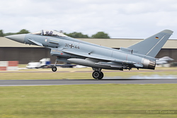 Eurofighter EF-2000 Typhoon German Air Force 31+44