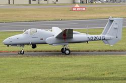 Northrop Grumman Firebird N326JG
