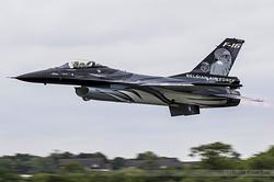 General Dynamics F-16AM Fighting Falcon Belgian Air Force FA-101
