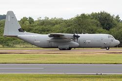 Lockheed C-130J-30 Hercules Italian Air Force MM62195 / 46-61