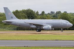 Airbus A319-112 Hungarian Air Force 604