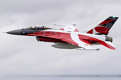 General Dynamics F-16AM Fighting Falcon Royal Danish Air Force 6F-18 / E-191