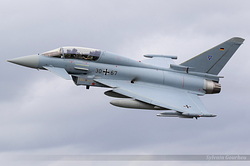 Eurofighter EF-2000(T) Typhoon German Air Force 30+67