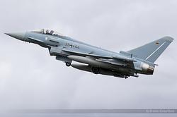 Eurofighter EF-2000 Typhoon German Air Force 31+44