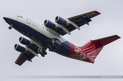British Aerospace Avro 146-RJ70 QinetiQ G-ETPK