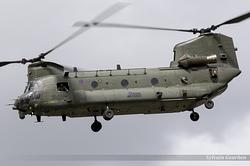 Boeing CH-47D Chinook HC6 Royal Air Force ZA708