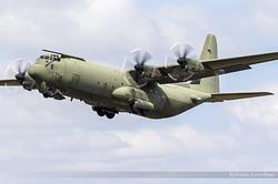 Lockheed C-130J-30 Hercules C4 Royal Air Force ZH879