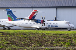 ATR 72-212A US-Bangla Airlines F-HOPA / S2-AKI