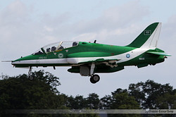 British Aerospace Hawk Mk.65A Royal Saudi Air Force 8805
