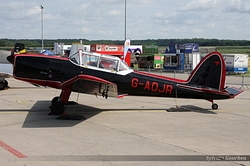 De Havilland DHC-1 Chipmunk G-AOJR