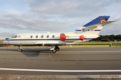 Dassault Falcon 20E-5 Belgium Air Force CM-01