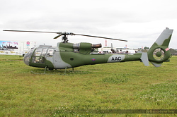 Aérospatiale SA-341B Gazelle AH1 Royal Army XZ327