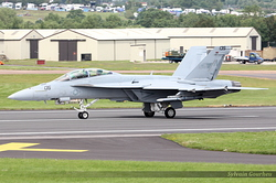 Boeing F/A-18F Super Hornet US Navy 166790 / NJ-135