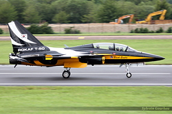 Korea Aerospace T-50B Golden Eagle South Korea Air Force 10-0051 / 6