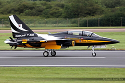 Korea Aerospace T-50B Golden Eagle South Korea Air Force 10-0053 / 7