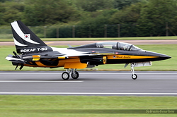 Korea Aerospace T-50B Golden Eagle South Korea Air Force 10-0054 / 5