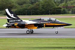 Korea Aerospace T-50B Golden Eagle South Korea Air Force 10-0056 / 2