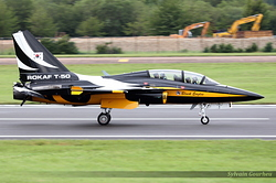 Korea Aerospace T-50B Golden Eagle South Korea Air Force 10-0059 / 8