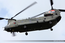 Boeing Chinook HC2 Royal Air Force ZA714