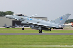 Eurofighter EF-2000 Typhoon FGR4 Royal Air Force ZK333