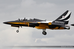 Korea Aerospace T-50B Golden Eagle South Korea Air Force 10-0058 / 1