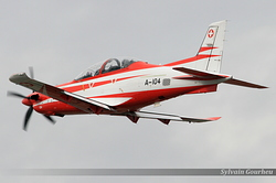 Pilatus PC-21 Switzerland Air Force A-104